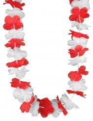 Punavalkoinen Havaiji-lei aikuisille