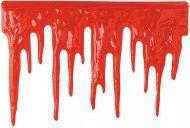 Punaiset veritahrat - Halloween seinäkoriste