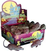 Pimeässä loistava rotta