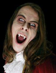 Vampyyrin valkoiset hampaat aikuiselle