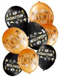 8 Halloween ilmapalloa