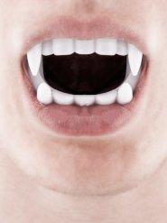 Valkoiset vampyyrin hampaat