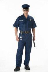 Poliisin naamiaisasu aikuisille