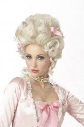 Marie Antoinette-peruukki naiselle