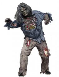 Kammottavan zombin naamiaisasu miehelle