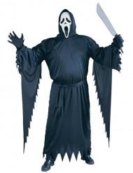Scream™- plus-kokoinen naamiaisasu miehelle