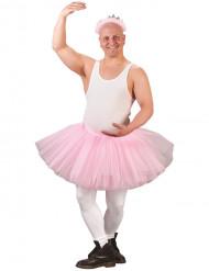 Balettitanssijan tyllihame miehelle