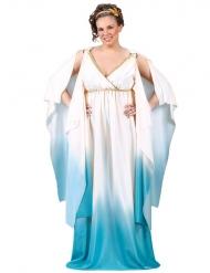 Kreikkalaisroomalainen plus-kokoinen naamiaisasu naiselle