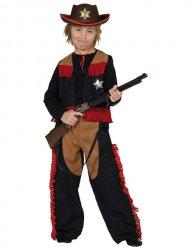 Nasse Napakymppi -cowboy naamiaisasu lapselle