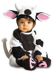 Pieni lehmä-naamiaisasu vauvoille