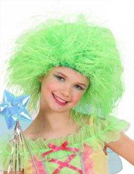 Vihreä peruukki lapselle