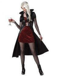 Punainen vampyyriasu aikuisille
