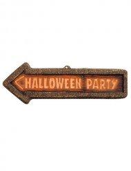 Halloween kylttiHalloween Party