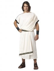 Kreikkalaisen jumalan naamiaisasu miehelle