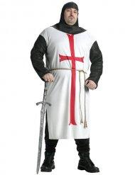 Plus-kokoinen ritariasu miehelle