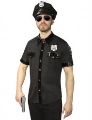 Poliisin naamiaisasu miehelle