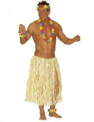 Luonnollinen havaijilaishame aikuiselle
