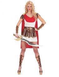 Roomalaisen gladiaattorin naamiaisasu naiselle