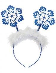 Lumihiutalehiuspanta naiselle