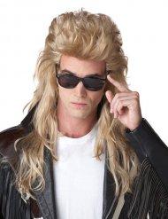 Blondi 80-luvun peruukki