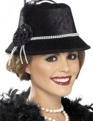 20-luvun Charleston-hattu naiselle