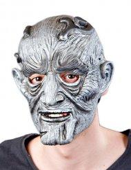 Monsterin harmaa maski halloween