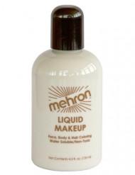 Mehron Paradise™ -nestemäinen meikki (valkoinen) 133ml
