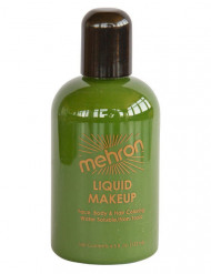 Mehron™ -nestemäinen meikkivoide (vihreä)