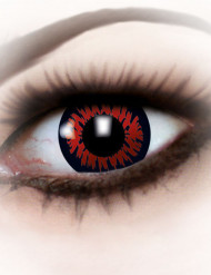 Fantasiapiilarit punaiset ihmissuden silmät