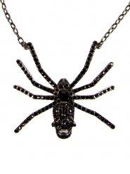 Pääkallo/hämähäkki- kaulakoru aikuiselle
