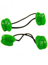 Vihreät aivohiuslenkit 2 kpl