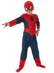 Sininen Spiderman™-naamiaisasu lapselle
