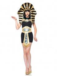 Egyptiläinen valtiatar -naamiaisasu aikuiselle