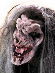 Lateksinen vampyyridemonin meikki