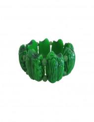 Vihreät aivot- rannekoru aikuiselle