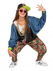 80-luvun hip-hop-asu aikuiselle