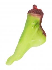 Zombin verinen jalka 25x7x15 cm halloween