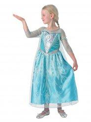Tytön premium- naamiaisasu Elsa- Frozen™