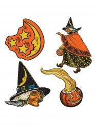 Noidan halloween-koristesetti