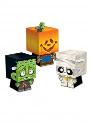 3 Halloween laatikkoa