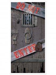 Do not enter- halloween-ovikoriste 76x152 cm