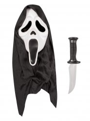 Scream™- naamari ja veitsi aikuiselle