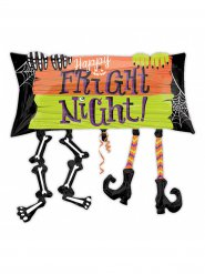 Happy Fright Night- alumiininen ilmapallo