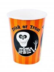 Trick or treat- pahvimukit 8 kpl