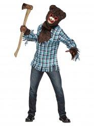 Teddy- halloween-asu aikuiselle