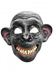 Hymyilevä apina- puolinaamari
