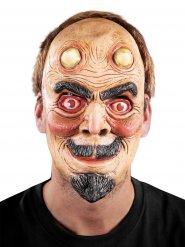 Paholaisen irvistävä naamari aikuiselle halloween