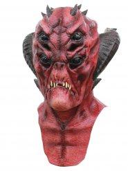 Monsterin lateksinen naamari halloween