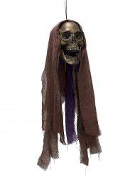 Viikatemies hohtavilla silmillä - Halloween koriste