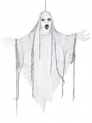 Pelottava kummituskoriste valoefektillä 110 cm